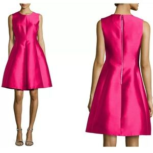 Kate Spade New York Classic Fit And Flare Dress